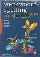Werkwoordspelling in de lift - plus set 5 ex. / Niveau 1 / deel Werkboek