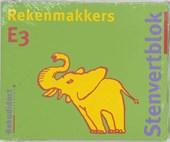 Rekenmakkers set 5 ex / E3 / deel Leerlingenboek