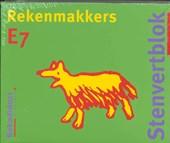 Stenfertblok Rekenmakkers E7