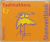 Taalmakkers 5 ex / E7 / deel Leerlingenboek