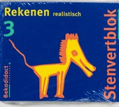 Rekenen Realistisch set 5 ex / 3 Euro groep 5 / deel Rekenblok