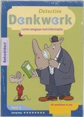 Detective Denkwerk set 5 ex / 3