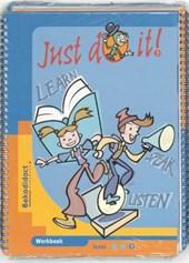 Just do it ! set 5 ex / Niveau 3 groep 8 / deel Werkboek 1