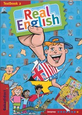 Real English Groep 8 Textbook 2