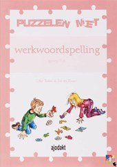 Ajodakt, Puzzelen met werkwoordspelling 5 ex / 1 Groep 7-8 / deel Werkboek