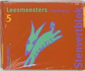 Stenvert, Begrijpend Lezen, Leesmeesters 5 ex / Groep 5