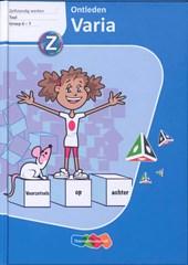Varia Groep 6-7 ontleden leerlingenboek