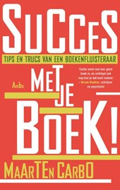 Succes met je boek!