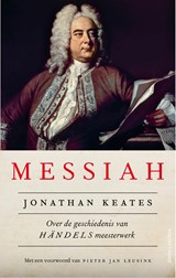Messiah | Jonathan Keates | 9789026340895