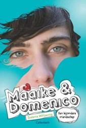 Maaike en Domenico deel 1 Een bijzondere vriendschap (nieuw omslag)