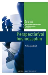 Perspectiefvol businessplan | F. Jongebloed ; Fimke Jongebloed |