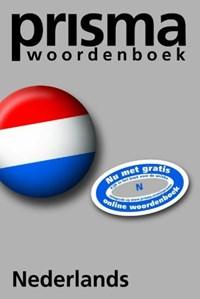 Prisma woordenboek Nederlands nieuwe spelling | A.A. Weijnen |
