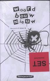 Woordbouw nieuw set 5 ex / Blok 16 / deel Bouwschrift