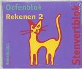Stenvert oefenblok / Gr 4 5 ex / deel Rekenen