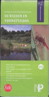 Falk Natuurmonumenten wandelkaart 02 De Wieden en Voorsterbos 1e druk recente uitgave