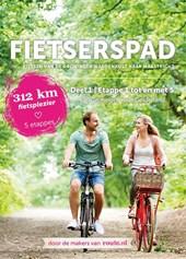 1 Etappe 1 tot en met 5 Van Groningen naar Gelderland