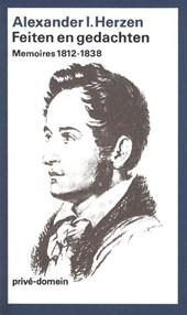 Feiten en gedachten memoires / 1812-1838 (POD)