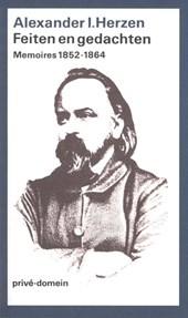 Feiten en gedachten / 1852-1864 (POD)