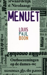 Menuet | Louis Paul Boon |