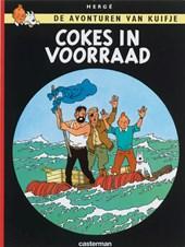 Kuifje 19. cokes in voorraad