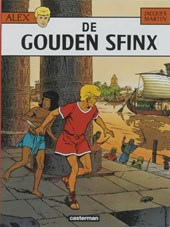 Alex 02. de gouden sfinx