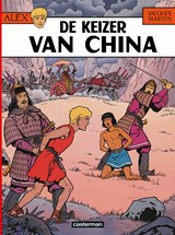 Alex 17. de keizer van china | Jacques Martin |