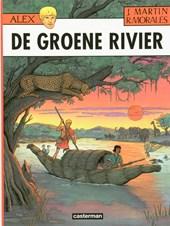 Alex 23. de groene rivier