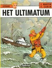 Lefranc 16. het ultimatum