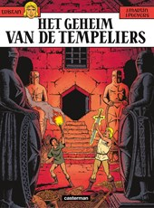 Tristan 08. het geheim van de tempeliers