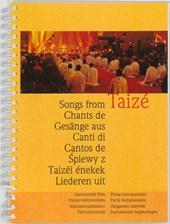 Liederen uit Taizé begeleidingsbundel
