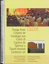 Liederen uit Taize ( gitaar)