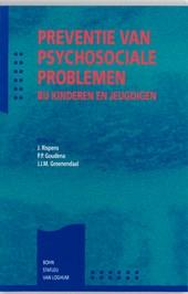 Preventie van psychosociale problemen bij kinderen en jeugdigen