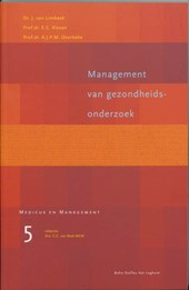 Management van gezondheidsonderzoek