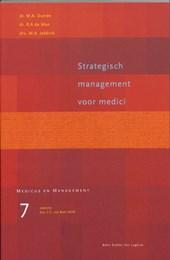 Medicus & Management Strategisch management voor medici