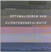 Methodisch werken Optimaliseren van clientenparticipatie | F. Brinkman |