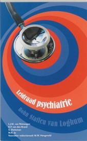 Leidraad-Reeks Leidraad psychiatrie