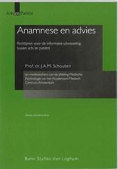 Anamnese en advies