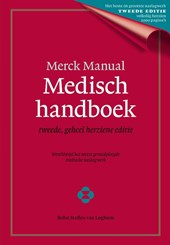 Merck Manual Medisch handboek | Marc H. Beers ; Andrew J. Fletcher ; B. Chir ; Thomas V. Jones |