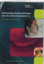 Standby praktijkreeks Zelfstandige (be)handelingen voor de tandartsassistent