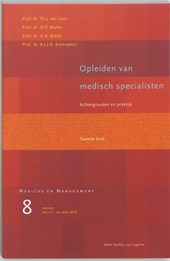 Opleiden van medisch specialisten