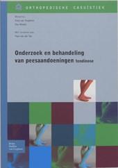 Orthopedische Casuistiek Onderzoek en behandeling van peesaandoeningen Tendinose