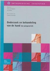 Orthopedische Casuistiek Onderzoek en behandeling van de hand