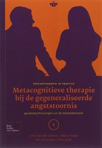 Metacognitieve therapie bij de gegeneraliseerde angststoornis | C. van der Heiden |