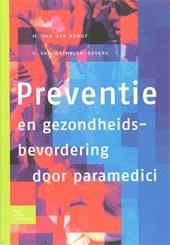 Preventie en gezondheidsbevordering door paramedici