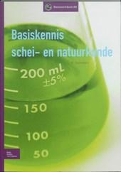 Basiswerk AG Basiskennis schei- en natuurkunde