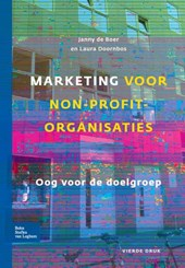 Methodisch werken Marketing voor non-profitorganisaties | Janny de Boer ; Loornbos Doornbos |
