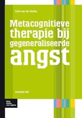 Metacognitieve therapie bij gegeneraliseerde angst Protocollen  voor de GGZ