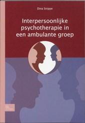 Interpersoonlijke psychotherapie in een ambulante groep