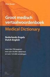 Groot medisch vertaalwoordenboek Medical dictionary