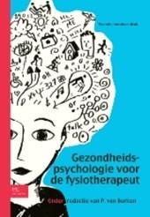 Gezondheidspsychologie voor de fysiotherapeut deel